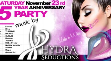 FIVE Years of HyDrA °!!°