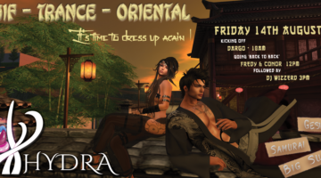 TGIF – We are going all Oriental