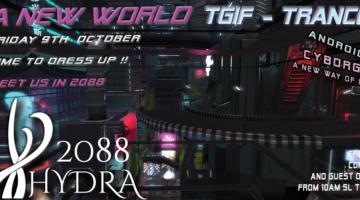 A New World – HyDrA 2020