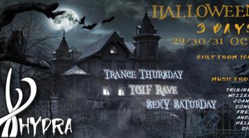 HyDrA Halloween 2020