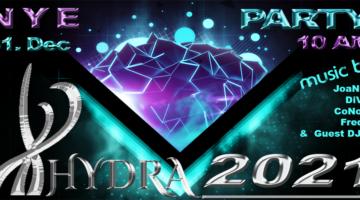 HyDrA NYE Party 2021